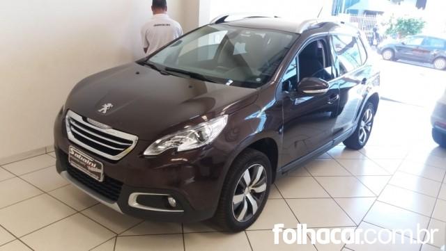 Peugeot 2008 Griffe 1.6 16V (Flex) (Aut) - 15/16 - 62.000