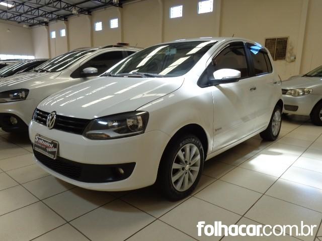 Volkswagen Fox 1.6 VHT (Total Flex) - 12/13 - consulte