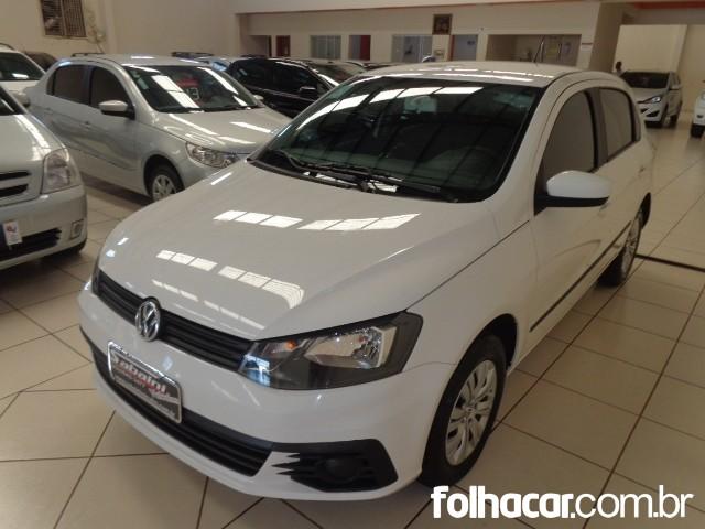 Volkswagen Gol 1.0 MPI Trendline (Flex) - 16/17 - consulte