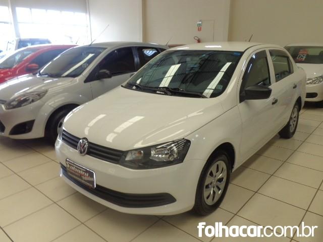 Volkswagen Voyage 1.0 (G6) Flex Trendline - 15/15 - consulte