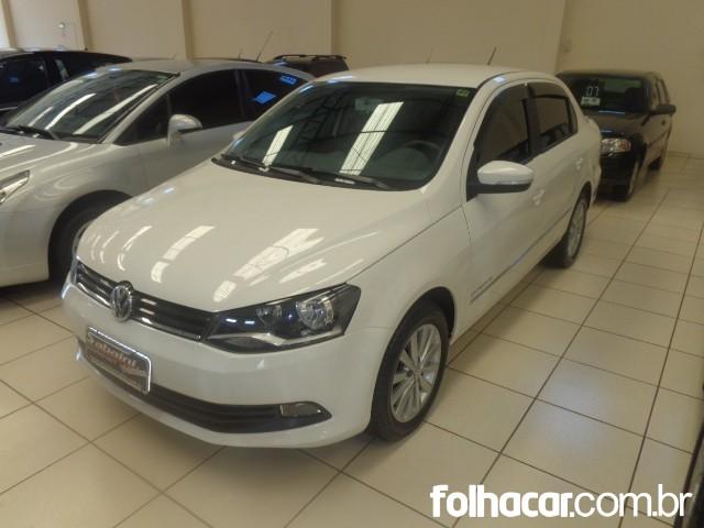 Volkswagen Voyage 1.6 VHT Comfortline (Flex) - 15/16 - consulte