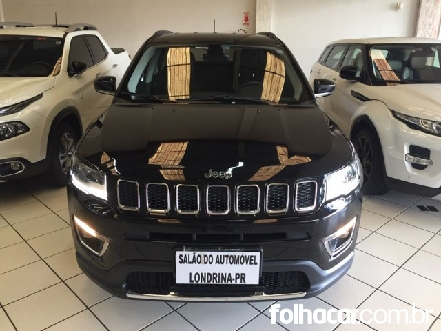 Jeep Compass 2.0 Limited (Flex) (Aut) - 16/17 - 105.000