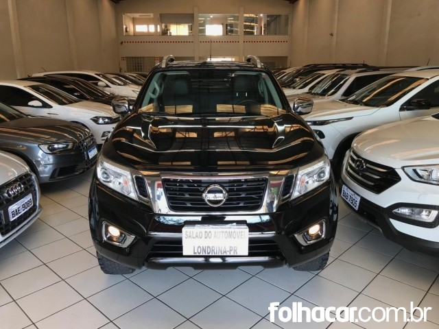 Nissan Frontier 2.3 TD CD LE 4x4 (Aut)  - 17/17 - 128.000