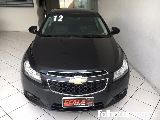 Chevrolet Cruze LT 1.8 16V Ecotec (aut)(flex) - 11/12 - 44.900