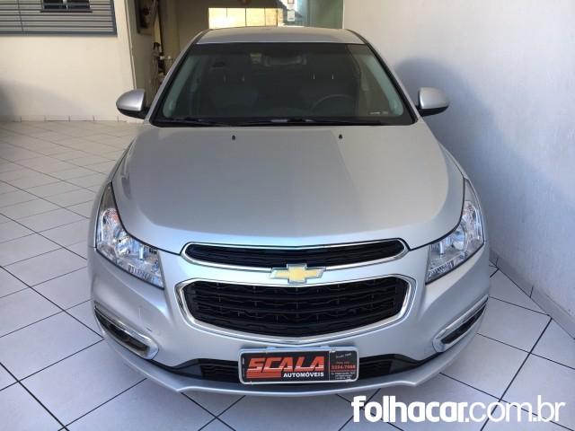 Chevrolet Cruze LT 1.8 16V Ecotec (aut)(flex) - 15/15 - 57.900