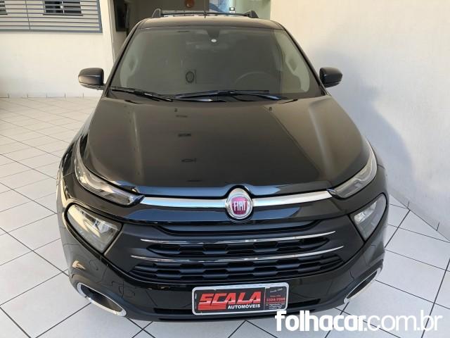 Fiat Toro Freedom 1.8 AT6 4x2 (Flex) - 17/18 - 81.000