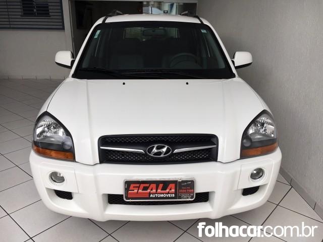 Hyundai Tucson GLS 2.0L 16v (Flex) (Aut) - 14/15 - 51.000