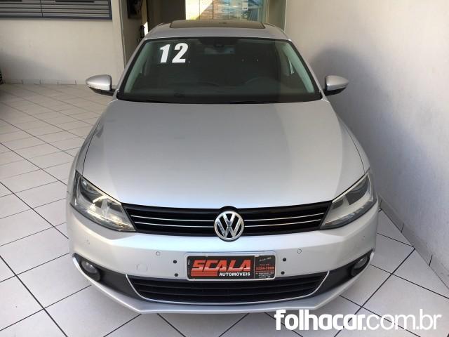 Volkswagen Jetta 2.0 TSI Highline DSG - 11/12 - 56.900