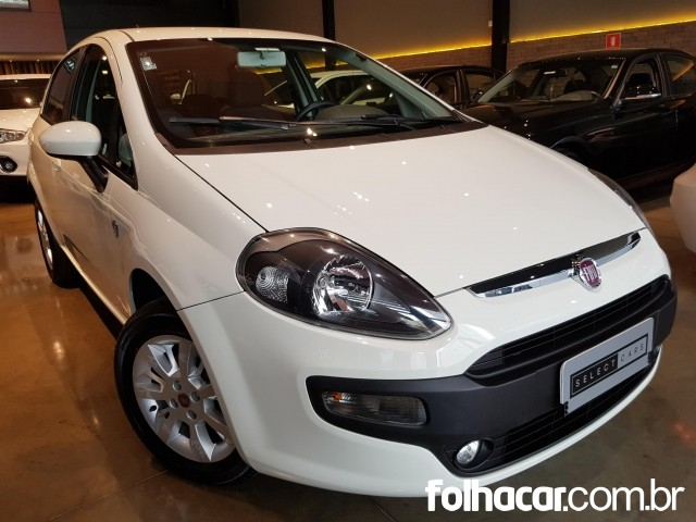 Fiat Punto Attractive 1.4 (flex) - 15/16 - 36.900