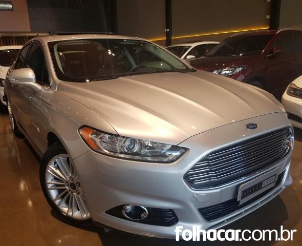 Ford Fusion 2.0 16V GTDi Titanium (Aut) - 14/15 - 75.900