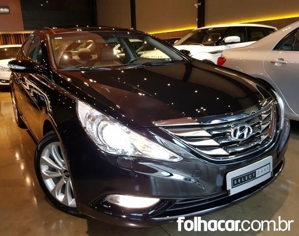 Select Cars - Hyundai Sonata Sedan 2.4 16V (aut) - Londrina b03260f7de