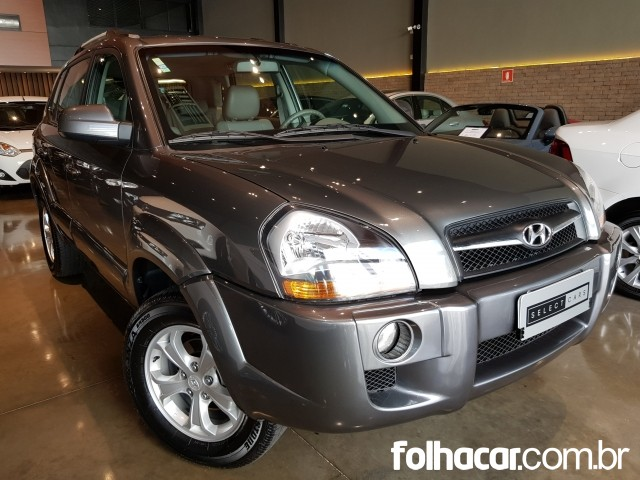 Select Cars - Hyundai Tucson 2.0L 16v GLS Base (Flex) (Aut) - Londrina 03789073bb