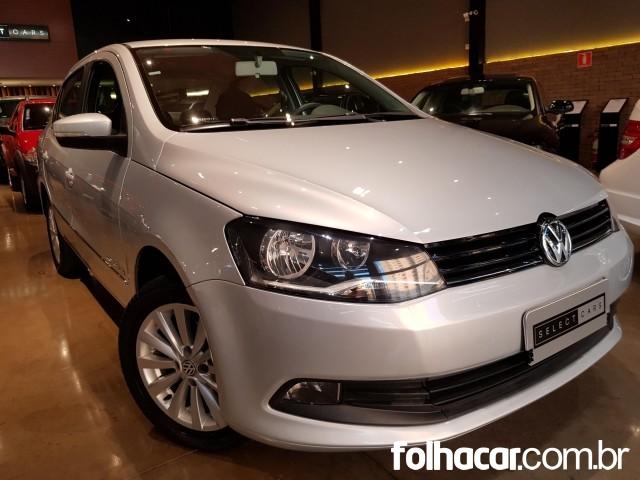Select Cars - Volkswagen Voyage 1.6 VHT Comfortline (Flex) - Londrina 11cac5cc48