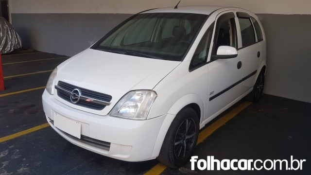 Chevrolet Meriva Joy 1.8 (flex) - 06/06 - 15.500