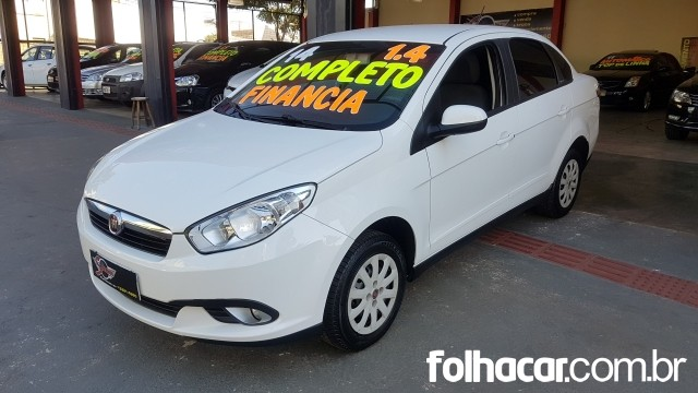 Fiat Grand Siena Attractive 1.4 8V (Flex) - 14/14 - 35.900