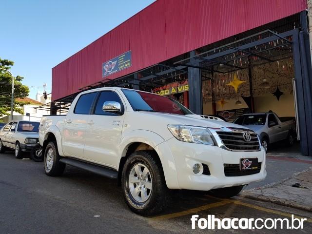 Toyota Hilux Cabine Dupla Hilux 3.0 TDI 4x4 CD SR Auto - 13/13 - 98.900