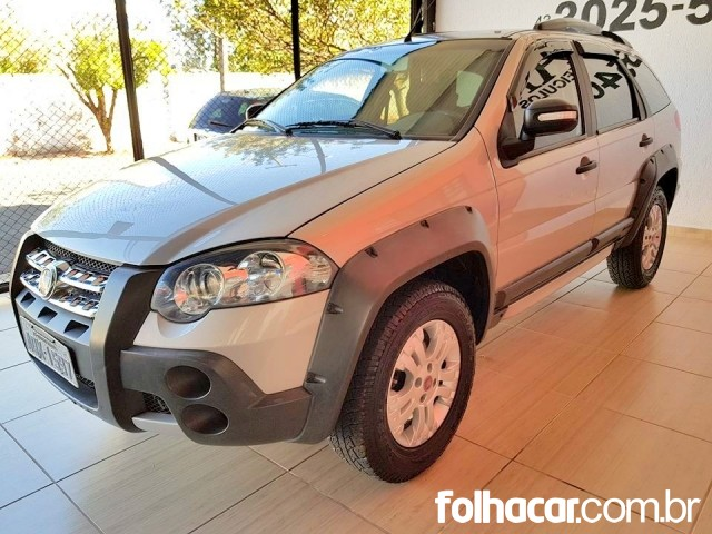 Fiat Palio Weekend Adventure Locker 1.8 8V (flex) - 09/09 - 29.900