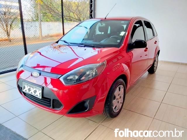 Ford Fiesta Hatch Hatch. Rocam 1.0 (flex) - 13/14 - 25.900