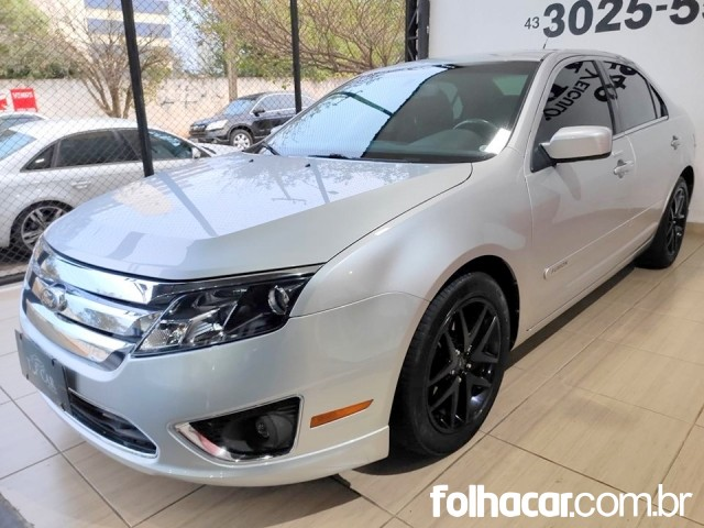 Ford Fusion 2.5 16V SEL - 10/10 - 35.900