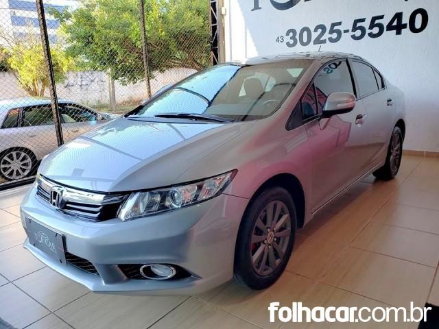 Honda Civic New LXR 2.0 i-VTEC (Flex) (Aut) - 13/14 - 54.900