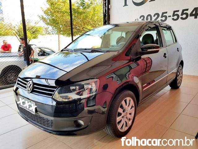 Volkswagen Fox 1.6 VHT Prime (Total Flex) - 12/13 - 32.900