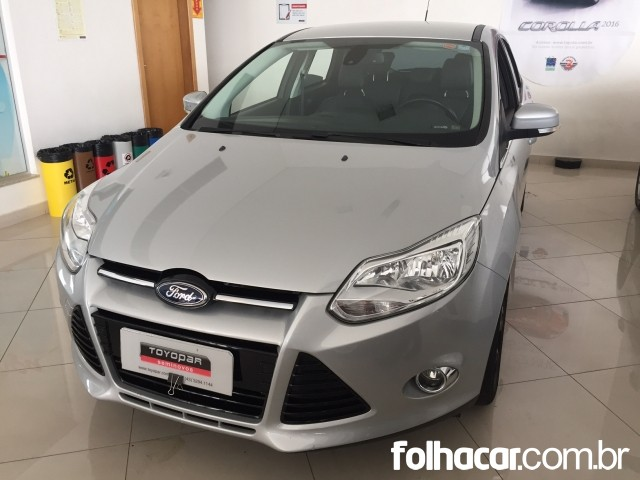 Ford Focus Hatch Titanium Plus 2.0 16V PowerShift (Aut) - 13/14 - 63.900