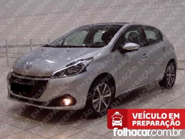 Peugeot 208 Griffe  1.6 16V (Flex) (Aut) - 17/17 - 52.900
