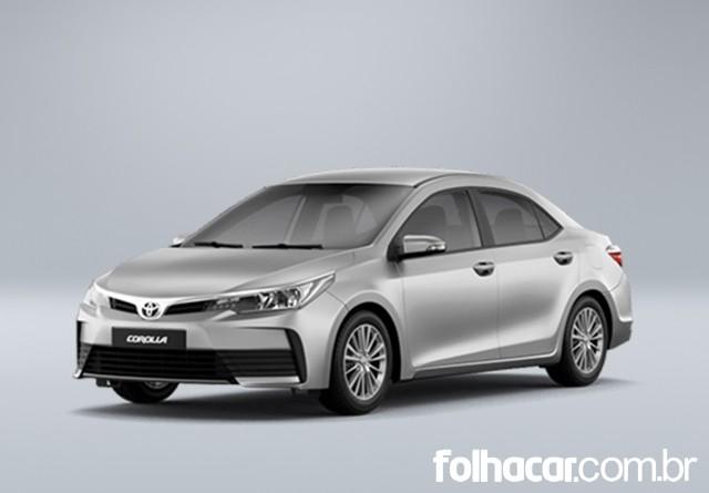 Toyota Corolla 1.8 GLi Upper Multi-Drive (Flex) - 18/19 - 92.440