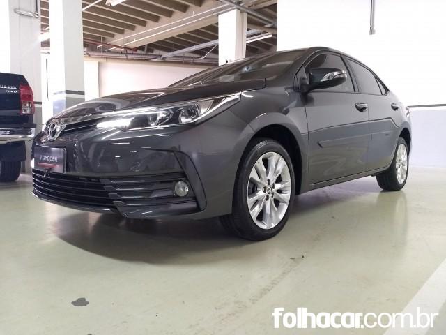 Toyota Corolla 2.0 XEi Multi-Drive S (Flex) - 17/18 - 85.900