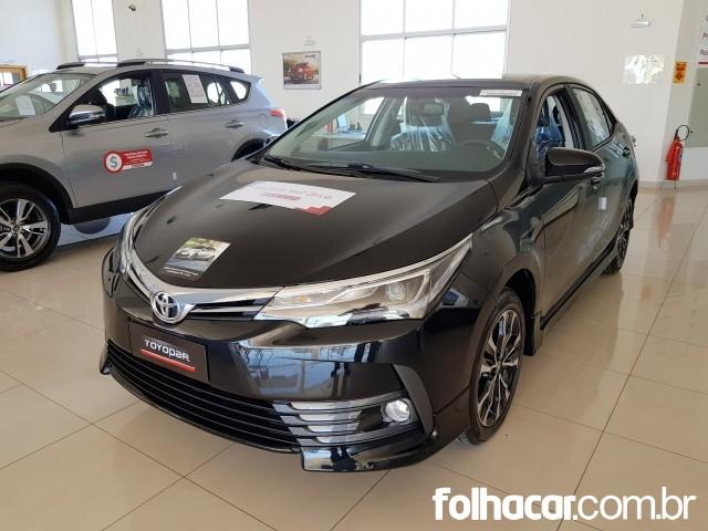 Toyota Corolla 2.0 XRS Multi-Drive S (Flex) - 18/19 - 113.440