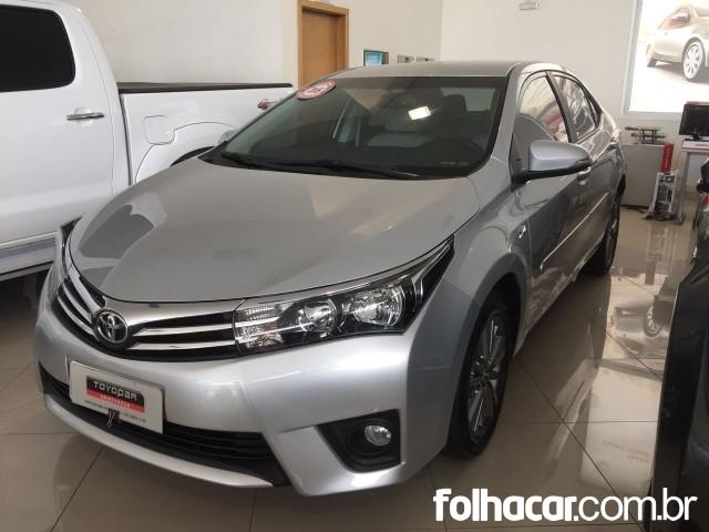 Toyota Corolla Sedan 2.0 Dual VVT-i Flex XEi Multi-Drive S - 15/16 - 82.900