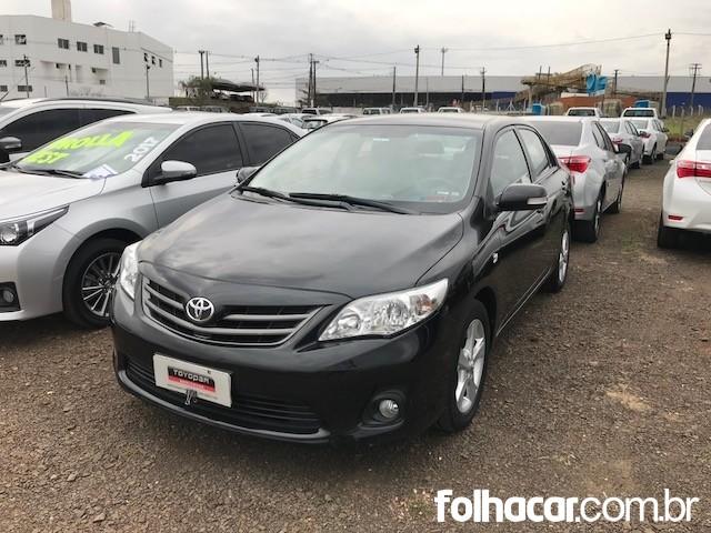 Toyota Corolla Sedan 2.0 Dual VVT-i XEI (aut)(flex) - 11/12 - 51.900