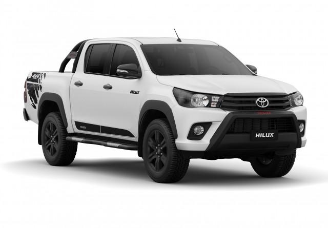Toyota Hilux Cabine Dupla Hilux 2.8 TDI SR CD Challenge 4x4 (Aut) - 18/18 - 162.800