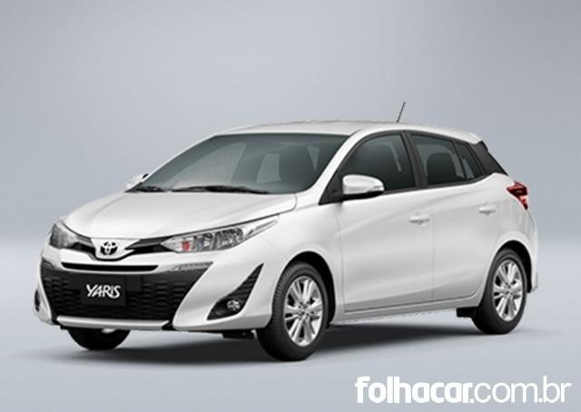 Toyota Yaris Hatch Yaris 1.3 XL (Flex) - 18/19 - 60.790