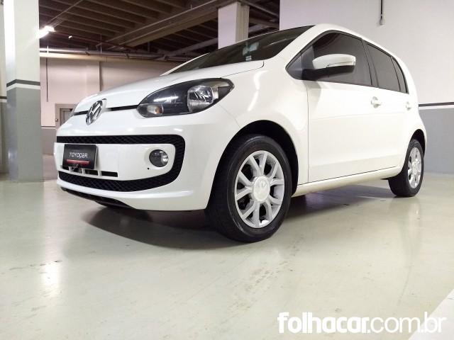 Volkswagen Up! 1.0 12v E-Flex high up! 4p - 16/17 - 42.900