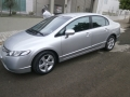 Honda Civic New LXS 1.8 16V (aut) (flex) - 08/08 - 34.000
