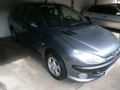 Peugeot 206 Hatch. Techno 1.6 16V - 03/03 - 13.000