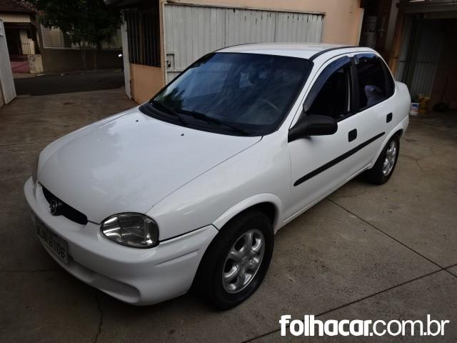 Chevrolet Corsa Sedan Wind 1.0 MPFi - 00/01 - 12.000