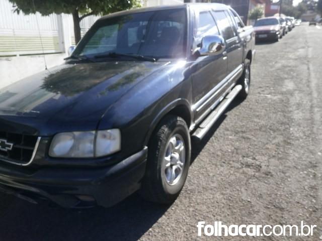 Chevrolet S10 Cabine Dupla S10 4x4 2.5 (Cab Dupla) - 99/00 - 37.000