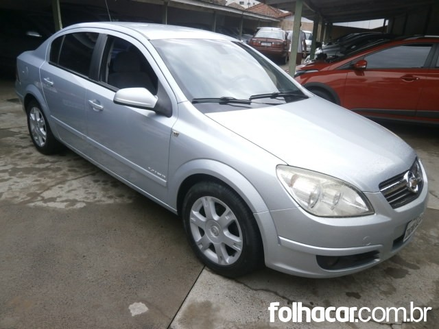 Chevrolet Vectra Elegance 2.0 (flex) - 05/06 - 25.000