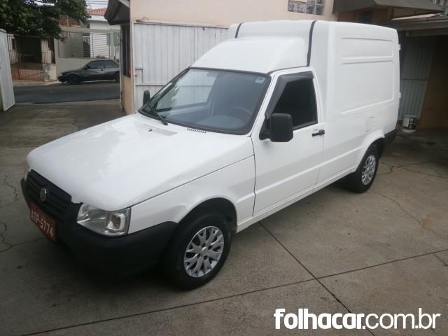 Fiat Fiorino Furgão 1.3 (flex) - 11/11 - 19.500