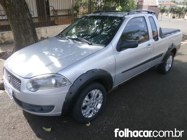 Fiat Strada Trekking 1.4(Flex) (Cab. estendida) - 08/09 - 24.500