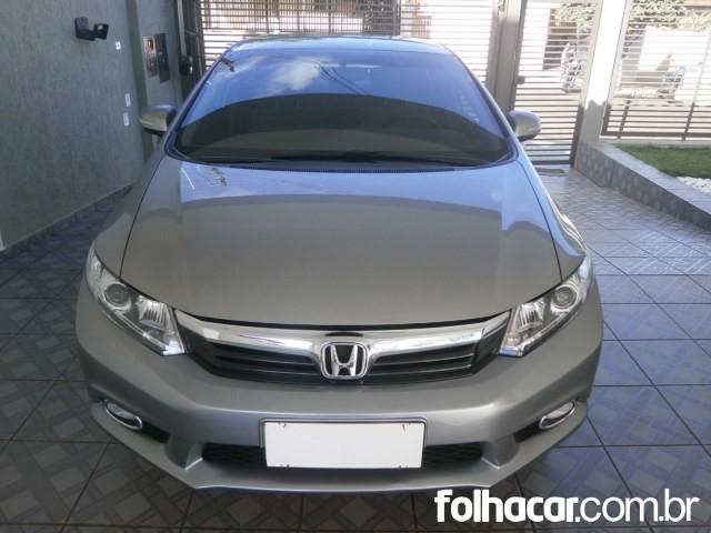 Honda Civic New LXR 2.0 i-VTEC (Flex) (Aut) - 13/14 - 59.700