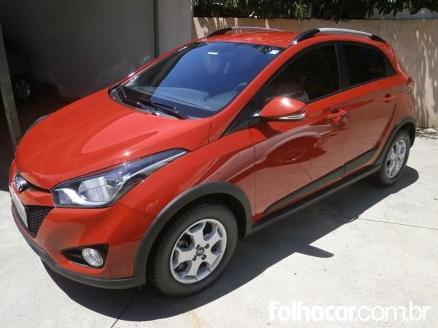 Hyundai HB20X Premium 1.6 (Aut) - 13/14 - 45.000