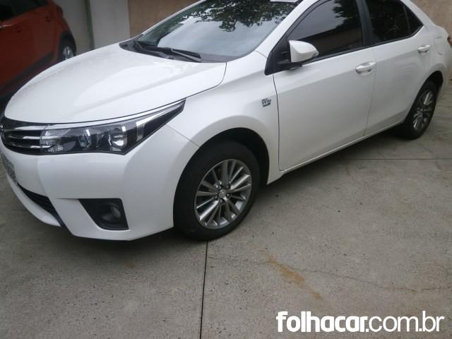 Toyota Corolla Sedan 2.0 Dual VVT-i Flex XEi Multi-Drive S - 16/16 - 84.900
