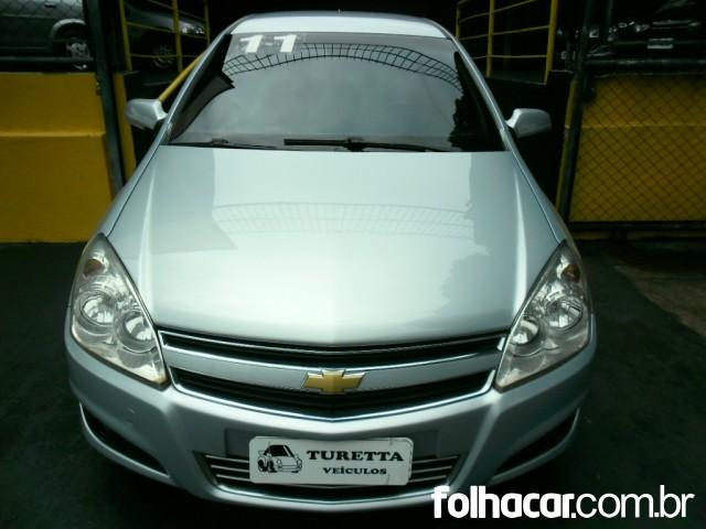 Chevrolet Vectra Elegance 2.0 (flex) - 10/11 - 34.900