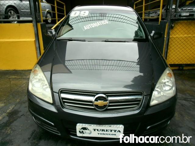 Chevrolet Vectra Elegance 2.0 (flex) (aut) - 08/09 - 31.900