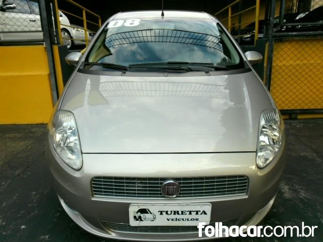 Fiat Punto ELX 1.4 (flex) - 07/08 - 23.900
