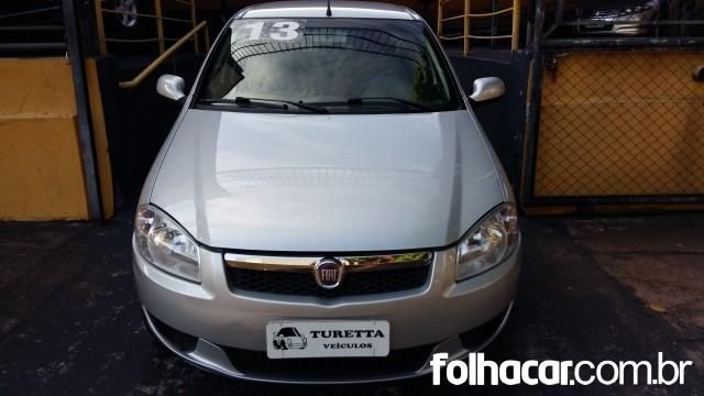 Fiat Siena EL 1.0 8V (Flex) - 12/13 - 26.900