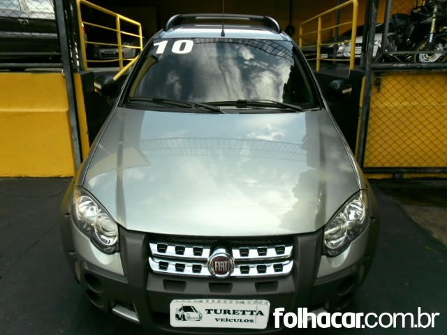 Fiat Strada Adventure Locker 1.8 8V (flex) (cab. estendida) - 10/10 - 31.900